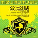 KID WOBBLE - Rick James: The Remixes (Front Cover)
