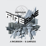 FIRE SYNE - Incursion (Front Cover)