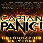CAPTAIN PANIC - Holographic Universe (Front Cover)