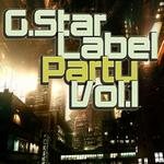 VARIOUS - G Star Label Party Vol 1 (Front Cover)