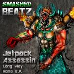 JETPACK ASSAASSIN - Long Way Home EP (Front Cover)