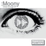MOONY - Close Enough EP (Front Cover)
