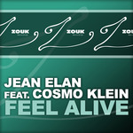 ELAN, Jean feat COSMO KLEIN - Feel Alive (Front Cover)