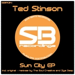 STINSON, Ted - Sun City EP (Front Cover)