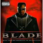 BLADE THE SOUNDTRACK - Blade The Soundtrack (Front Cover)