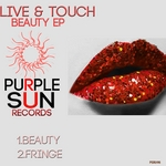 LIVE & TOUCH - Beauty EP (Front Cover)