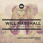 MARSHALL, Will - Anaconda (Front Cover)