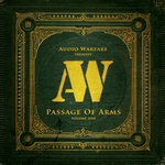 BLADERUNNER/VITAL ELEMENTS/RUFFRIDE/SERU/NORTHERN LIGHTS/BAD EDUCATION - Passage Of Arms EP Vol 1 (Front Cover)