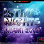 VARIOUS - Istmo Nights Miami 2012 Compilation (Front Cover)