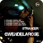 GWENDELAROSE - Stranger EP (Front Cover)
