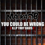 MACKA B - You Could Be Wrong (Front Cover)