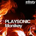 MONIKEY - Playsonic (Front Cover)