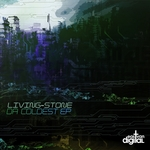 LIVING STONE (CANADA) - Da Coldest EP (Front Cover)