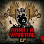 CONTEXT MC/OMEGA/NDE - Gorilla Warfare EP (Front Cover)