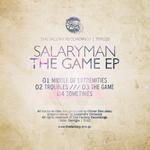 SALARYMAN - The Game EP (Back Cover)