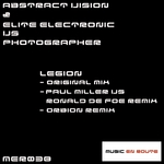 ABSTRACT VISION/ELITE ELECTRONIC vs PHOTOGRAPHER - Legion (Front Cover)