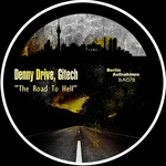 DRIVE, Denny/GITECH - The Road To Hell (Front Cover)