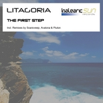 LITAGORIA - The First Step (Front Cover)