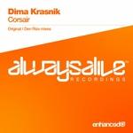 KRASNIK, Dima - Corsair (Front Cover)