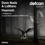 NADZ, Dave/LEBLANC - Haamiah (Front Cover)