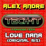 ANDRE, Alex - Love Nana (Front Cover)