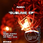 AEDEN - Sublime EP (Front Cover)