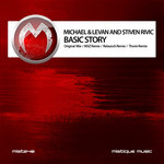 MICHAEL & LEVAN/STIVEN RIVIC - Basic Story (Front Cover)