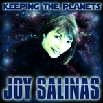 SALINAS, Joy - Keeping The Planets (Front Cover)