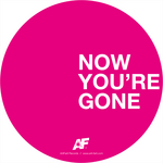 RUNE RK/CASSANDRA FOX - Now You're Gone (Front Cover)