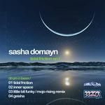 DOMAYN, Sasha - Tidal Friction (Front Cover)
