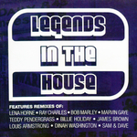 VARIOUS - Legends In The House (Front Cover)