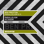 PRESTON, Ben - Parallelism EP (Front Cover)