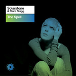 SOLARSTONE & CLARE STAGG - The Spell (Front Cover)