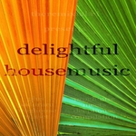 VARIOUS - Delightful Housemusic (Top Tunes Proghouse Meets Deephouse Compilation In E-Key) (unmixed tracks) (Front Cover)