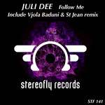 DEE, Juli - Follow Me (Front Cover)