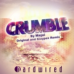 MAJAI - Crumble (Front Cover)