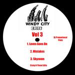 CRAIG N THEM - Windy City Edits Vol 3 (Front Cover)
