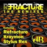 REFRACTURE - The Remixes (Front Cover)