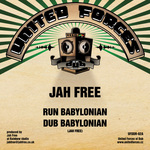 JAH FREE - Run Babylonian (Front Cover)
