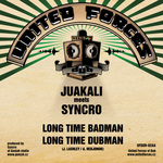JUAKALI meets SYNCRO - Long Time Badman (Front Cover)