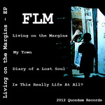 FLM - Living On The Margins (Front Cover)