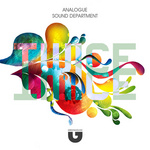 ANALOGUE SOUND DEPARTMENT - Twice (Front Cover)