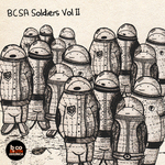 VARIOUS - BCSA Soldiers Vol II (Front Cover)