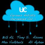 VOLKHOLZ, MAX/TONY S/BIG AL/ALI AYHAN/ASONA - Uncovered Volume 1 (Front Cover)