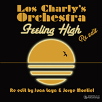 LOS CHARLYS ORCHESTRA - Feeling High (Front Cover)
