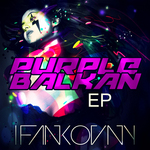 KOVNY, Ifan - Purple Balkan EP (Front Cover)