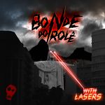 BONDE DO ROLE - Bonde Do Role With Lasers (Front Cover)