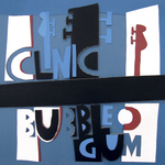 CLINIC - Bubblegum (Front Cover)