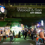 WEXXEL & SAE - City Break (Front Cover)