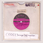 FIRE ENGINES - Codex Teenage Premonition (Front Cover)